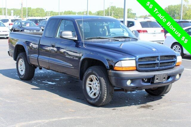 2002 Dodge Dakota Sport Green Bay WI