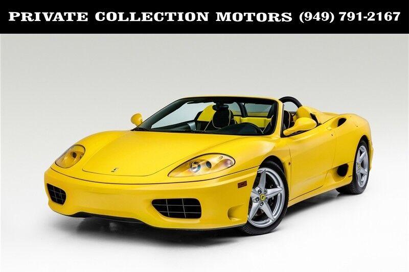 2002_Ferrari_360_Spider_ Costa Mesa CA