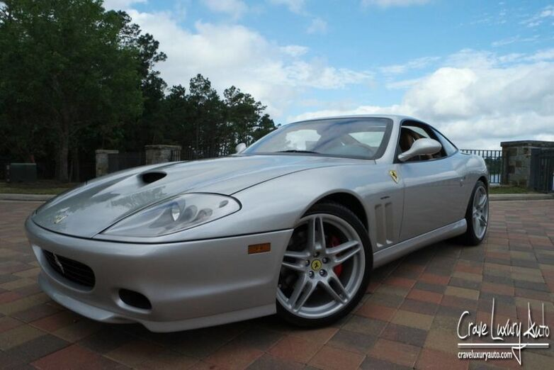 2002 Ferrari 575M Maranello 6 speed manual conversion  The Woodlands TX