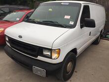 2002_Ford_Econoline_E150_ Austin TX