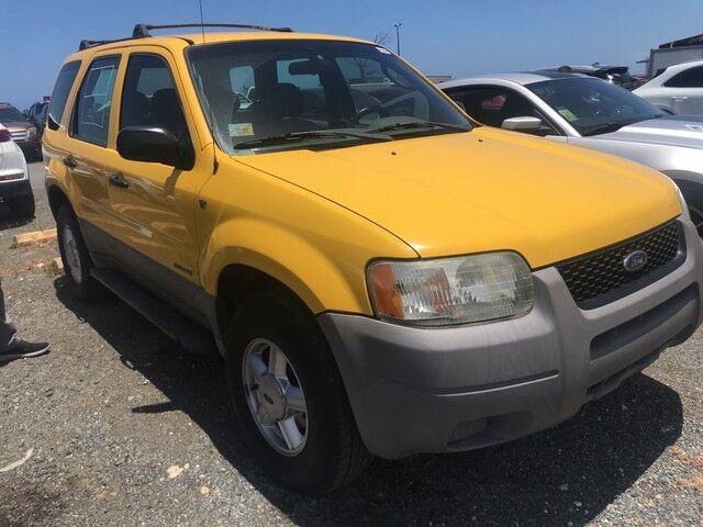 2002 Ford Escape XLS Choice Arecibo PR