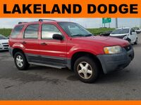 Ford Escape XLS Value 2002