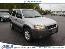 2002_Ford_Escape_XLT Choice 2_ Asheboro NC
