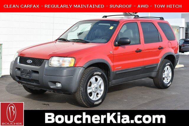 2002 Ford Escape XLT Racine WI