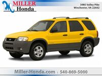 Ford Escape XLT 2002