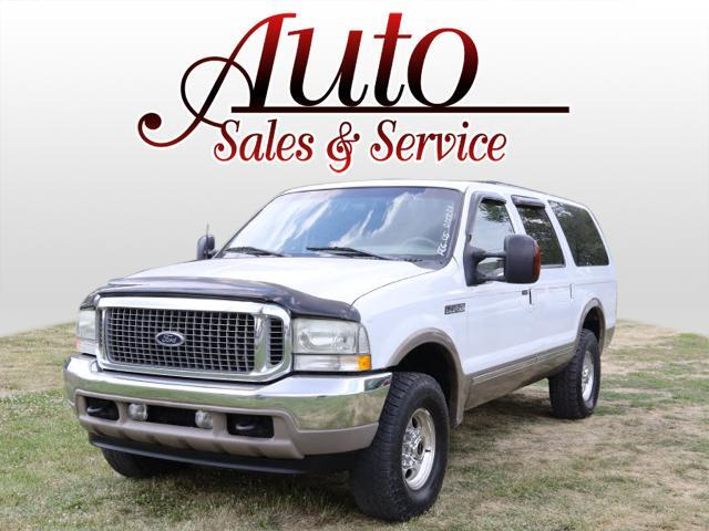 2002 Ford Excursion Limited Indianapolis IN