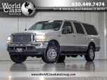 2002 Ford Excursion XLT 4X4 TOW PKG ONE OWNER