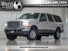 2002_Ford_Excursion_XLT 4X4 TOW PKG ONE OWNER_ Chicago IL