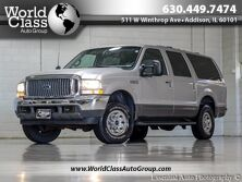 Ford Excursion XLT 4X4 TOW PKG ONE OWNER 2002
