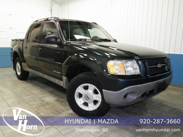 2002 Ford Explorer Sport Trac Base Plymouth WI