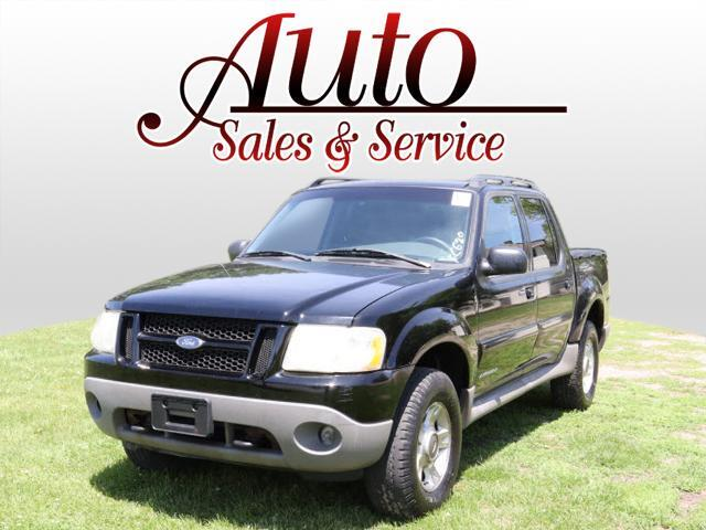 2002 Ford Explorer Sport Trac Value Indianapolis IN