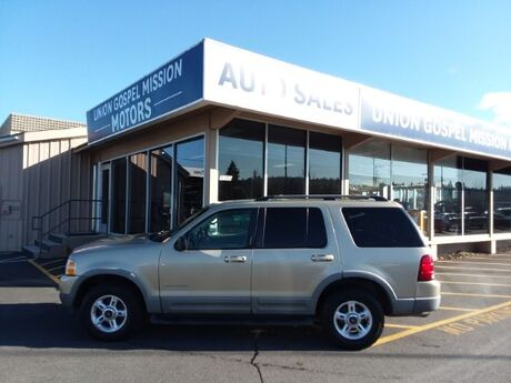 2002 Ford Explorer XLT 4WD Spokane Valley WA