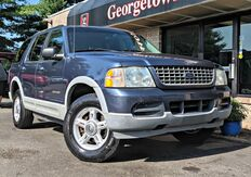 2002_Ford_Explorer_XLT_ Georgetown KY