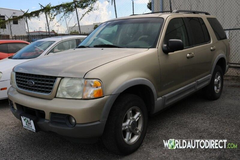 2002_Ford_Explorer_XLT_ Houston TX