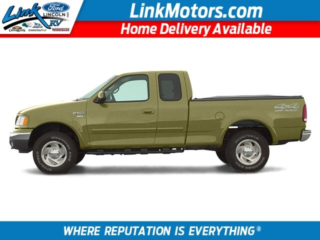 2002 Ford F-150 Minong WI