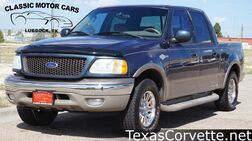 2002_Ford_F-150_King Ranch_ Lubbock TX