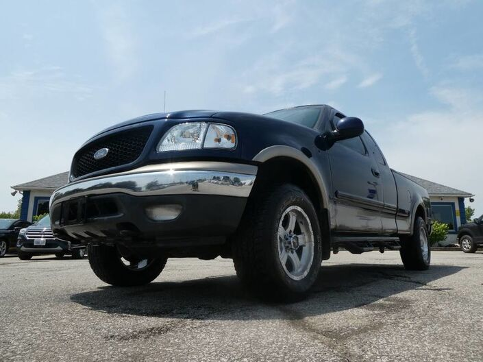 2002 Ford F-150 SALE PENDING Essex ON