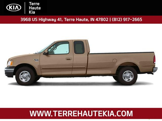 2002 Ford F-150 SuperCrew 139 XLT Terre Haute IN