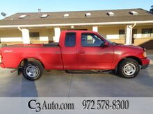 2002_Ford_F-150_XL_ Plano TX