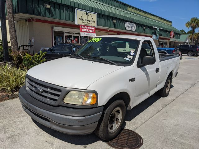 2002 Ford F-150 XL Short Bed 2WD Hardeeville SC