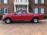 2002 Ford F-150 XL X-CAB 5-spd manual shift excellent condition