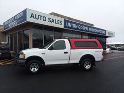 2002_Ford_F-150_XLT Short Bed 4WD_ Spokane Valley WA