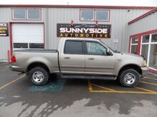 2002_Ford_F-150_XLT SuperCrew Short Bed 4WD_ Idaho Falls ID