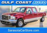 2002 Ford F-350 SRW XLT CREW CAB LONG BED 7.3L TURBO DIESEL 1FL OWNER