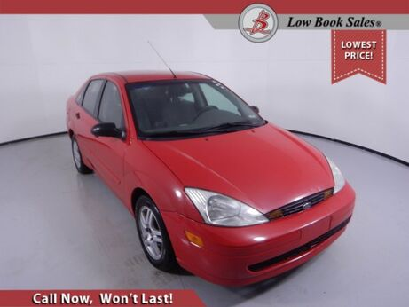 2002_Ford_FOCUS__ Salt Lake City UT