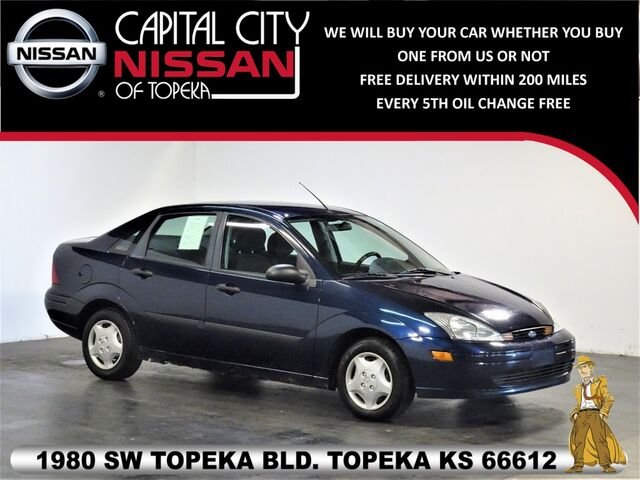 2002 Ford Focus LX Topeka KS