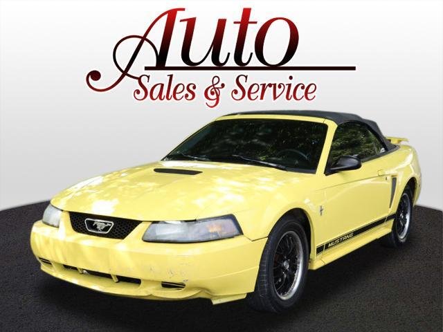 2002 Ford Mustang Deluxe Indianapolis IN
