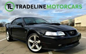 2002_Ford_Mustang_GT LEATHER, FLOWMASTER EXHAUST, PREMIUM SOUND SYSTEM... FAST!!!_ CARROLLTON TX