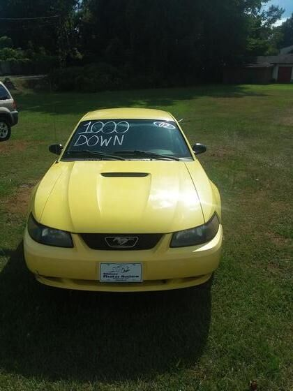 2002 Ford Mustang Standard Coupe Whiteville NC