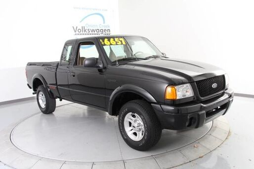2002_Ford_Ranger_XL_ Longview TX
