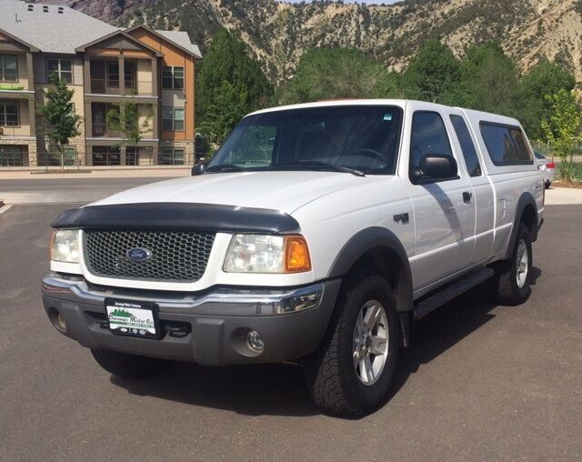 2002 Ford Ranger XLT Durango CO