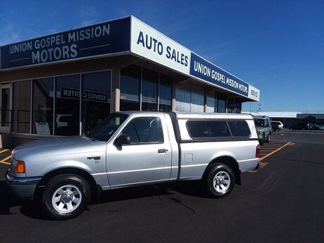 2002 Ford Ranger XLT Short Bed 2WD - 332A Spokane Valley WA