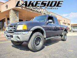 2002_Ford_Ranger_XLT SuperCab 4WD - 394A_ Colorado Springs CO