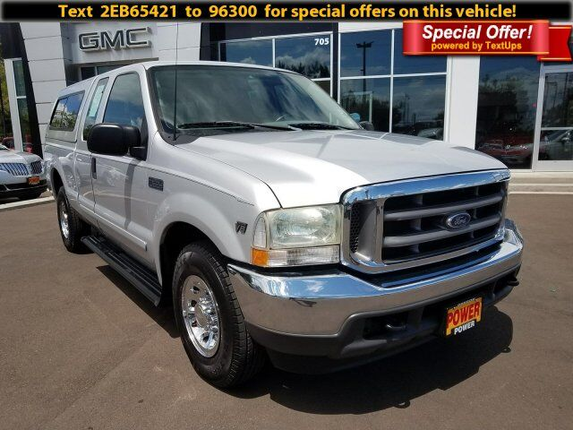 2002 Ford Super Duty F-250  Corvallis OR