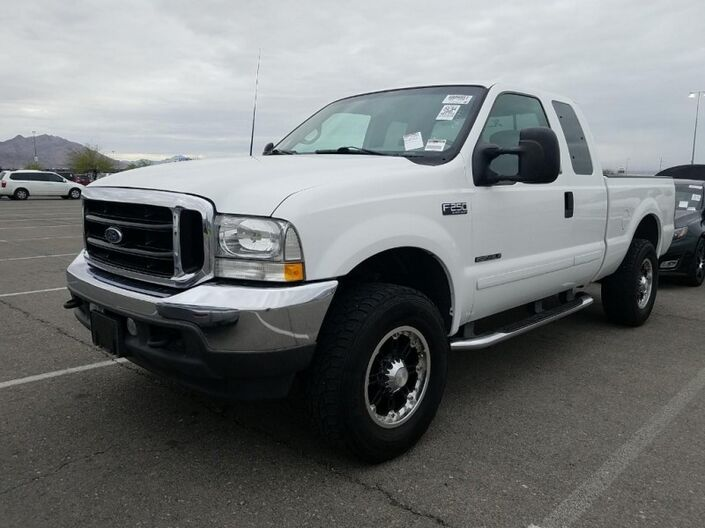 2002 Ford Super Duty F-250 Supercab 142  XLT 4WD Bend OR