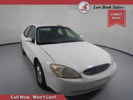 2002_Ford_TAURUS_SES Standard_ Salt Lake City UT