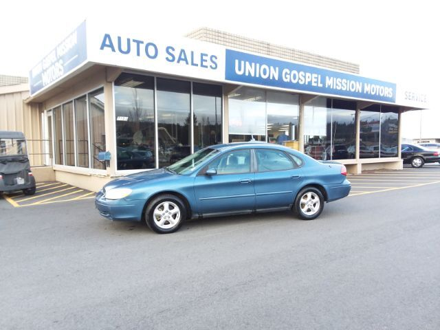2002 Ford Taurus SE Standard Spokane Valley WA
