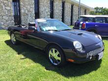 2002_Ford_Thunderbird__ Mason City IA