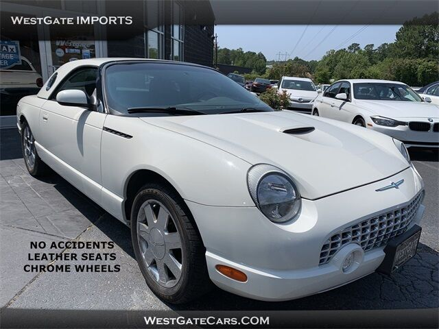 2002 Ford Thunderbird Base Raleigh NC