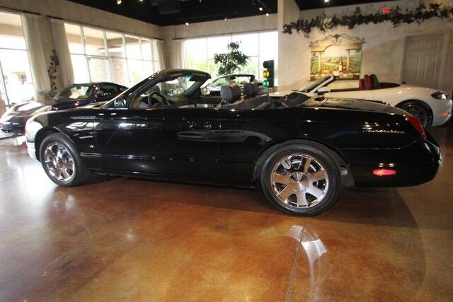 2002 Ford Thunderbird Convertible w/Dual-Tops Scottsdale AZ