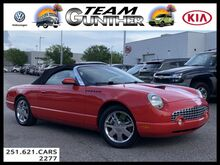 2002_Ford_Thunderbird_Deluxe_ Daphne AL