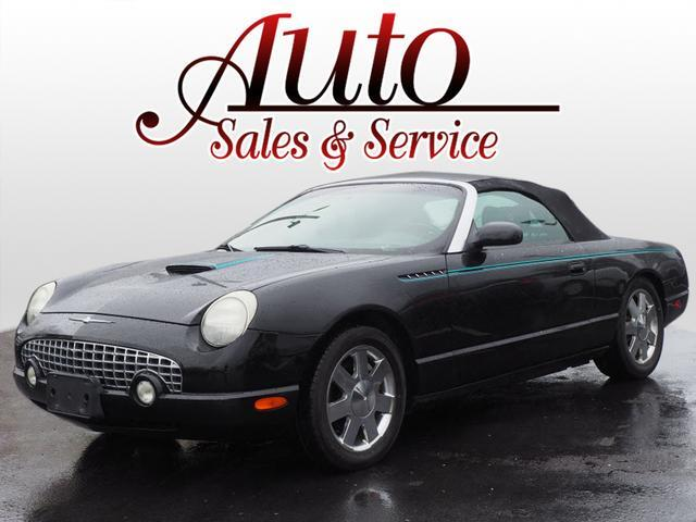 2002 Ford Thunderbird Deluxe Indianapolis IN
