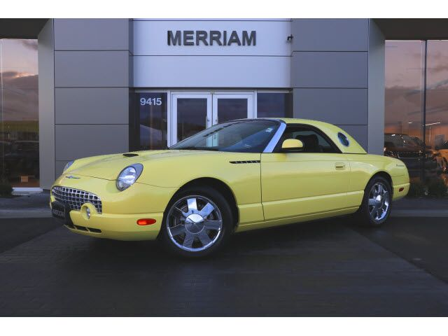 2002 Ford Thunderbird Deluxe Merriam KS