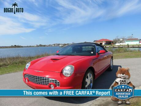 2002 Ford Thunderbird Deluxe Newport NC