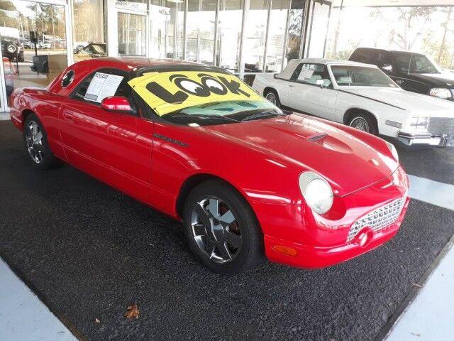 2002 Ford Thunderbird Premium Gainesville FL