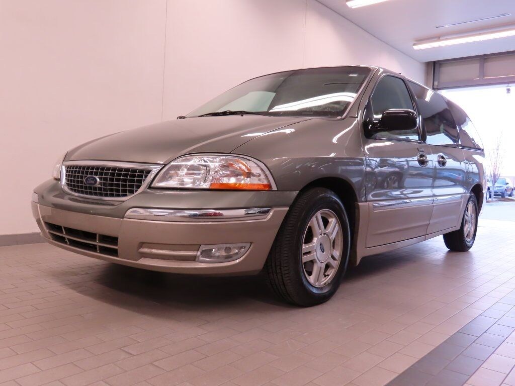 2002 Ford Windstar SEL Topeka KS